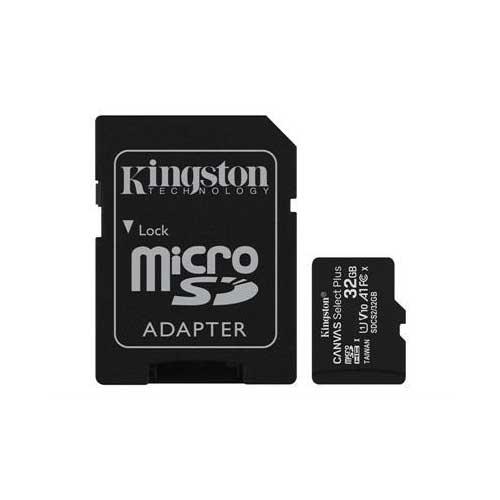 carte-MicroSD-Class-10-32Go-KINGSTON